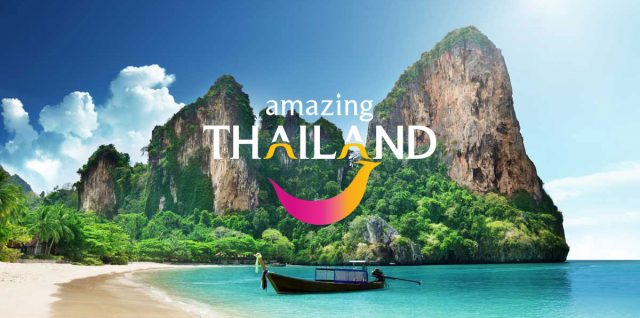 Thailand once in the life time